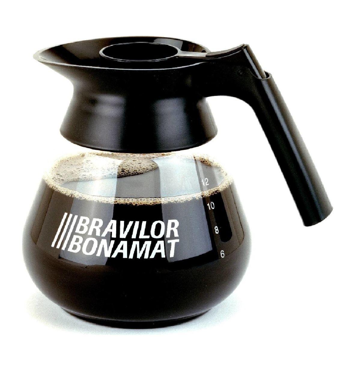 Bravilor Bonamat Filtre Kahve Makinesi Cam Karaf